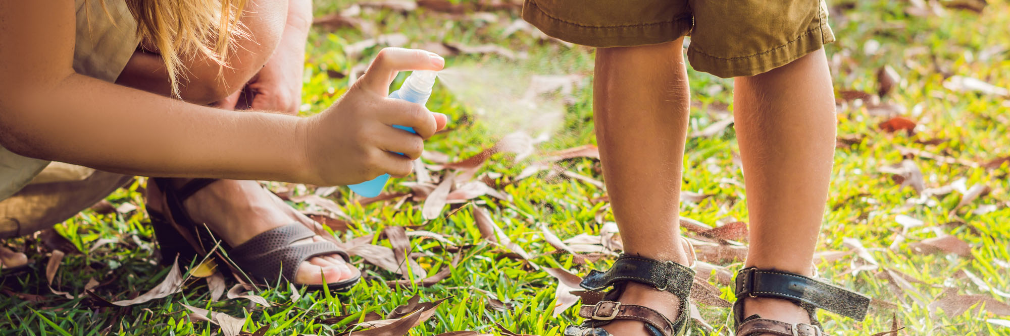 Hoe bescherm ik mezelf tegen muggen op reis?