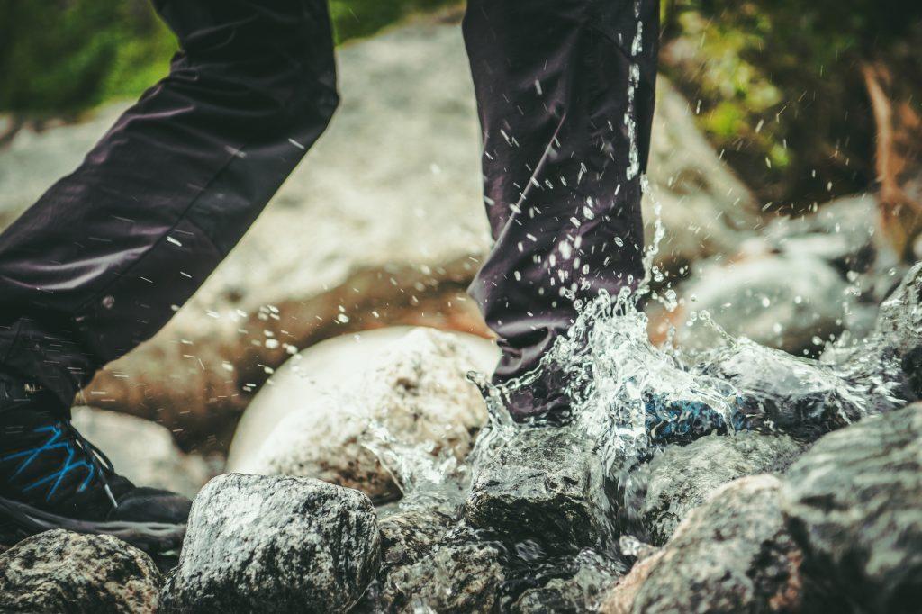 Waterdichte Wandelschoen