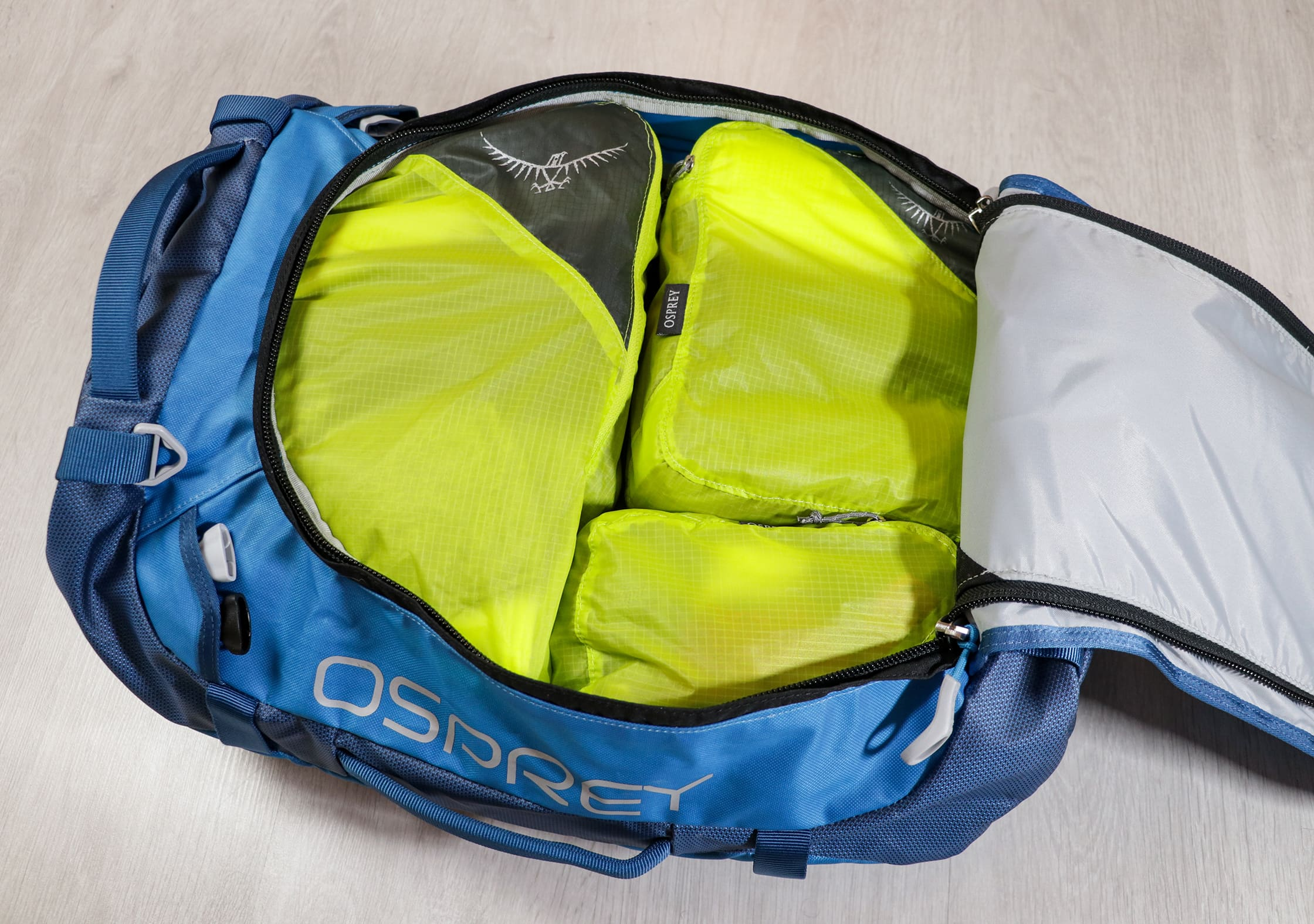 De ultimate packing cubes guide! Kies de juiste cube!