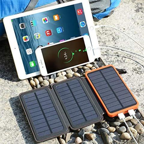 Addtop portable solar powerbank