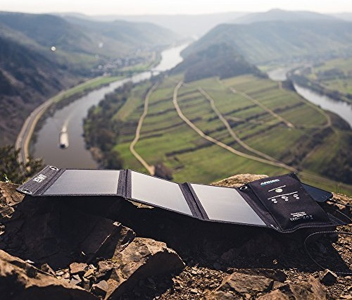 Foldable Solar panel charger from Anker